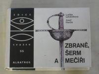 OKO 55 - Letošníková, Herčík - Zbraně, šerm a mečíři (1989)