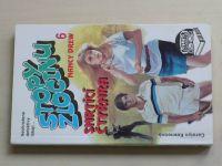 Stopy zločinu - Nancy Drew 6 - Keeneová - Smrtící čtyřhra (1993)