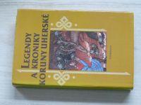 Legendy a kroniky Koruny uherské (1988) sest. Pražák