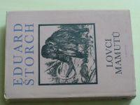 Štorch - Lovci mamutů (1977) il. Z. Burian