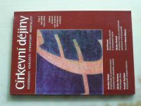 Církevní dějiny 3 (2009) ročník II.