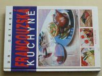 Dr Oetker - Francouzská kuchyně (1999)