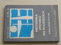 Kdér - Metodika výcviku na kluzácích - základní výcvik (1978)