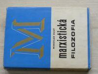 Kusý - Marxistická filozofia (1969) slovensky