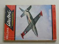 Letectví a kosmonautika (1975) příloha