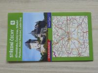 Střední Čechy 4 - 1 : 75 000 - Křivoklátsko, Český kras, Střední Povltaví, Dolní Posázaví, Ladův kraj (2020)