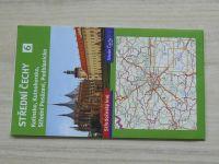 Střední Čechy 6 - 1 : 75 000 - Kolínsko, Kutnohorsko, Střední Posázaví, Podblanicko (2020)