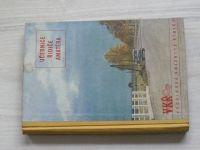 Učebnice řidiče amatéra (1955) Konstrukce os. automobilů, Technika jízdy, Odpovědnost