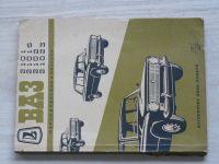 VAZ 2101, 2102 - Návod k provozu a obsluze - Autoexport SSSR Moskva 1976 - česky