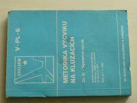 Wala a kolektiv - Metodika výcviku na kluzácích III. - Sportovní výcvik (1982)