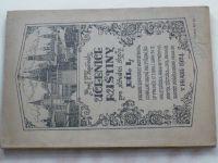 Zpěvák - Učebnice ruštiny pro střední školy díl I. (1924)