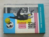 Hornáček - Chile 1962 - Triumf Československého futbalu (1962) slovensky