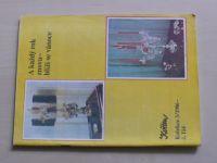 Květen - Ateliér pro služby ženám - Kolekce 3 č. 114 - A každý rok znovu - blíží se vánoce (1986)