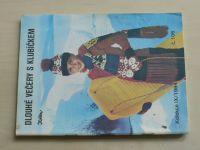 Květen - Ateliér pro služby ženám - Kolekce IX č. 106 - Dlouhé večery s klubíčkem (1984)