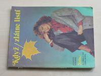 Květen - Ateliér pro služby ženám - Kolekce IX č. 106 - Když zlátne listí (1984)