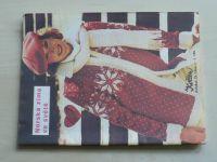 Květen - Ateliér pro služby ženám - Kolekce IX č. 106 - Norská zima ve světě (1984)