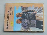 Květen - Ateliér pro služby ženám - Kolekce IX č. 106 - Připravujeme se na zimu (1984)