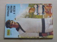 Květen - Ateliér pro služby ženám - Kolekce VI č. 101 - Vyhrazeno mužům a dětem (1983)