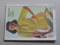 Květen - Ateliér pro služby ženám - Kolekce VI č. 105 - Háčkované vzory a jejich použití (1984)