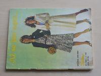 Květen - Ateliér pro služby ženám - Kolekce XII č. 107 - Až se jaro zeptá... (1984)