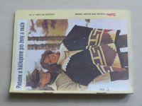 Květen - Ateliér pro služby ženám - Kolekce XII č. 107 - Pleteme a háčkujeme pro ženy a muže (1984)