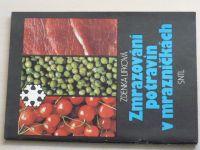 Lifková - Zmrazování potravin v mrazničkách (1990)