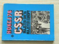 Malec - Hokej 76 - Katovice - ČSSR Majster sveta, Majster Európy (1976) slovensky