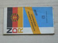 NDR 1 : 600 000 - Turistické a kultúrne zaujímavosti (1984)