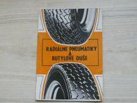 Radiálne pneumatiky a butylové duše - Gumárne Púchov, slovensky