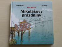 Goscinny, Sempé - Malý Mikuláš - Mikulášovy prázdniny (2011)