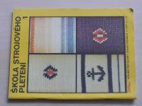 Květen - Ateliér pro služby ženám - Kolekce 1, 2, 3 č. 116, 117, 118 - Škola strojového pletení