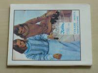 Květen - Ateliér pro služby ženám - Kolekce 1 č. 120 - Čekáme hosty, odpočíváme (1988)