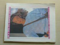 Květen - Ateliér pro služby ženám - Kolekce 1 č. 124 - On a ona po dvaceti letech (1989)