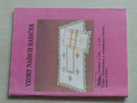 Květen - Ateliér pro služby ženám - Kolekce 1 č. 132 - Vzory našich babiček (1991)