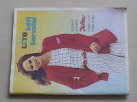 Květen - Ateliér pro služby ženám - Kolekce 2 č. 117 - Léto hýří barvami (1987)