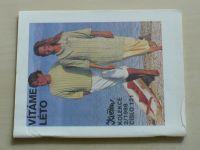 Květen - Ateliér pro služby ženám - Kolekce 2 č. 121 - Vítáme léto (1988)