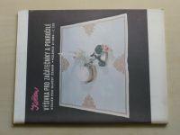 Květen - Ateliér pro služby ženám - Kolekce 2 č. 125 - Výšivka pro začátečníky a pokročilé (1989)