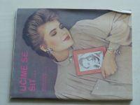 Květen - Ateliér pro služby ženám - Kolekce 2 č. 129 - Učíme se šít... (1990)