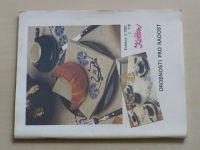 Květen - Ateliér pro služby ženám - Kolekce 3 č. 118 - Drobnosti pro radost (1987)