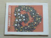 Květen - Ateliér pro služby ženám - Kolekce 3 č. 122 - Dárky z lásky (1988)