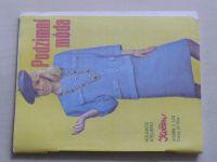 Květen - Ateliér pro služby ženám - Kolekce 3 č. 122 - Podzimní móda (1988)