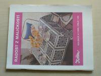 Květen - Ateliér pro služby ženám - Kolekce 3 č. 126 - Radost z maličkostí (1989)