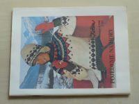 Květen - Ateliér pro služby ženám - Kolekce 4 č. 123 - Pojedeme na hory (1988)