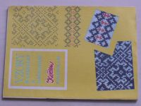 Květen - Ateliér pro služby ženám - Kolekce 68 - Vzory na pletení a háčkování (nedatováno)