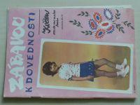 Květen - Ateliér pro služby ženám - Kolekce 71 - Zábavou k dovednosti (nedatováno)