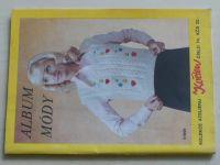 Květen - Ateliér pro služby ženám - Kolekce 74 - Album módy + příloha (nedatováno)