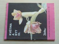 Květen - Ateliér pro služby ženám - Kolekce II č. 125 - Květina a byt III. (1989)