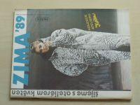 Květen - Ateliér pro služby ženám - Šijeme s ateliérem květen - Zima (1989)