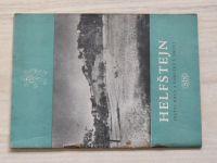 Menclová - Helfštejn - Státní hrad a památky v okolí (1961)