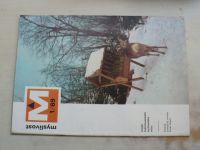 Myslivost 1-12 (1969) ročník XVII.